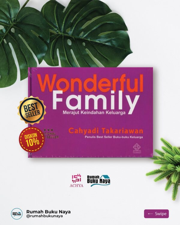 Jual Buku Wonderful Family