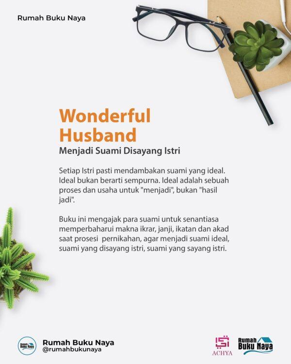 Jual Buku Wonderful Husband - Rumah Buku Naya