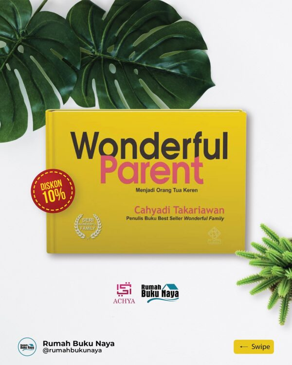 Jual Wonderful Parent - Rumah Buku Naya